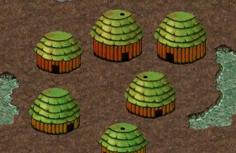 DevDiary 076 - swamp huts