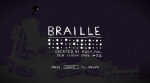 Braille splashscreen